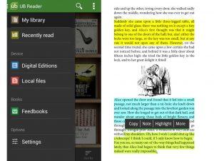 Universal-Book-Reader-Android-only