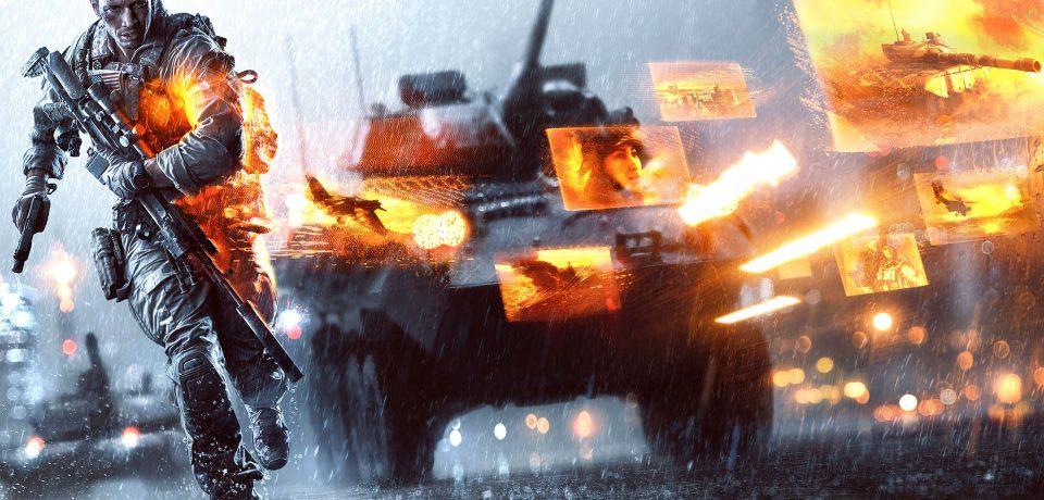Dice از رابط کاربری جدید برای سری Battlefield می گوید