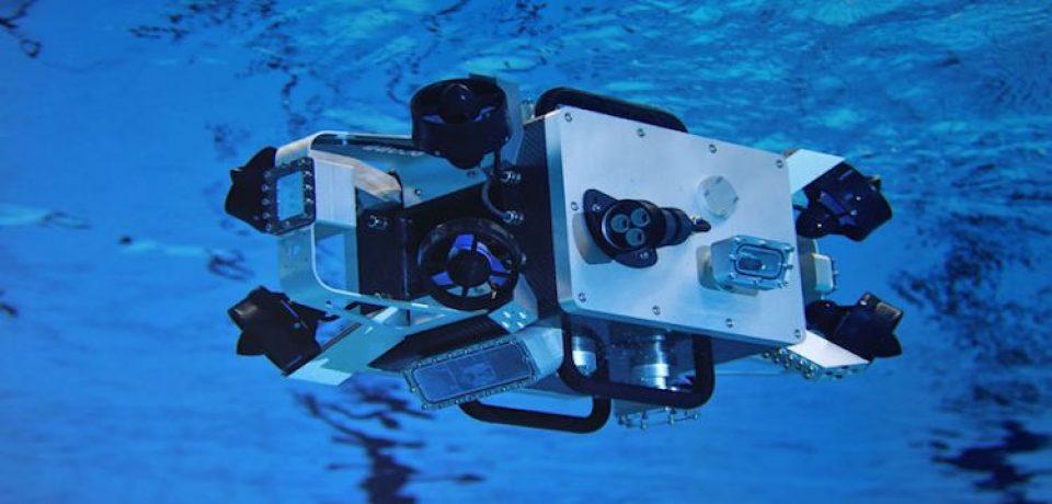 تکنولوژی جدید فیلمبرداری زیر آب با SCUBO