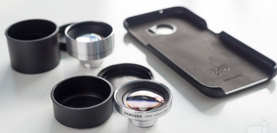 کاور لنز  Samsung Galaxy S7