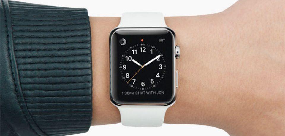 پنتت اپل واچ جدید خبر از دکمه دوربین می دهد…