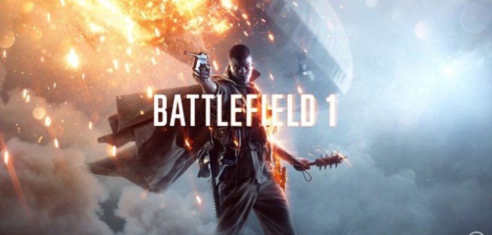 میزان حجم مورد نیاز بازی Battlefield 1 بر روی پلی استیشن ۴ مشخص شد