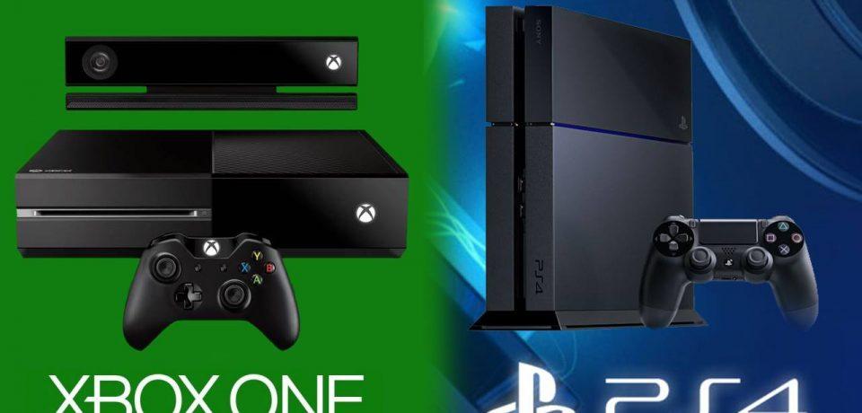 PS4 در مقابل Xbox One پس از E3 امسال