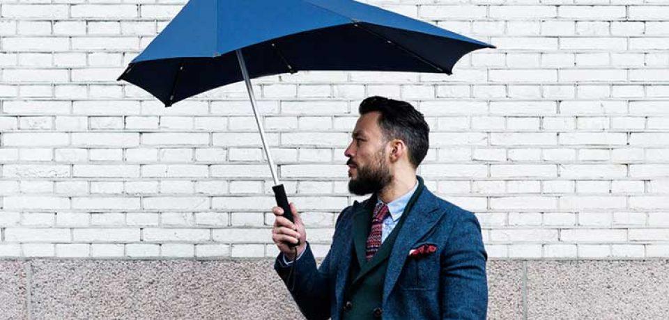چتری هوشمند با پیش بینی باران