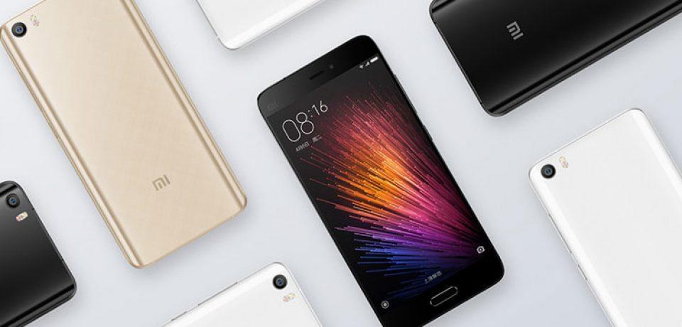 شیائومی Mi5 محبوبترین گوشی در چین