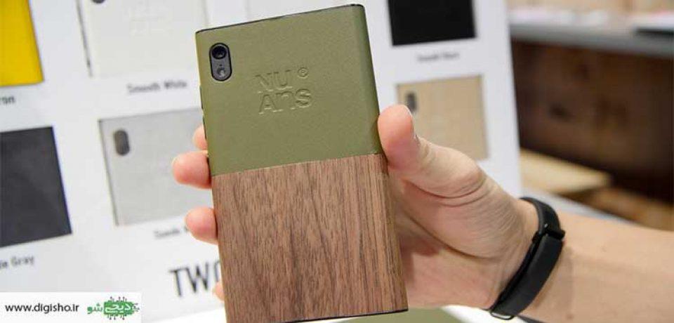 تلفن هوشمند ژاپنی NuAns Neo با بهره گیری از ویندوز ۱۰