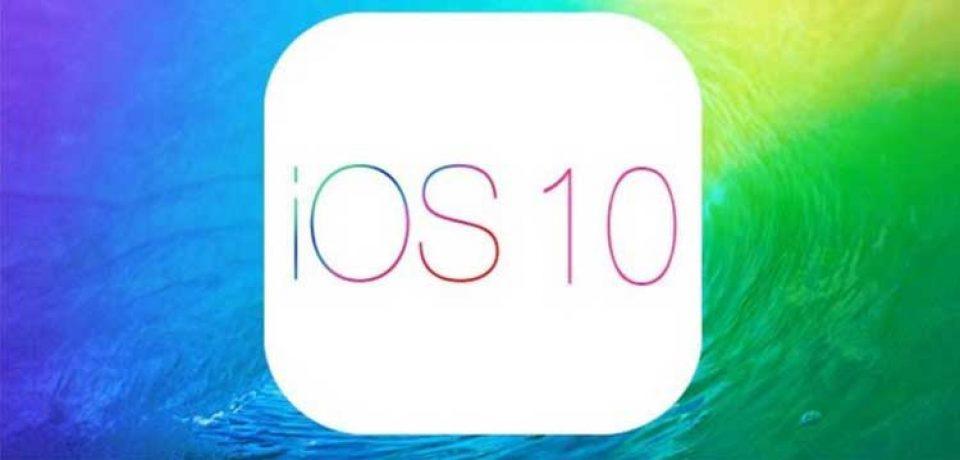 ۱۰ ویژگی قابل انتظار از iOS 10