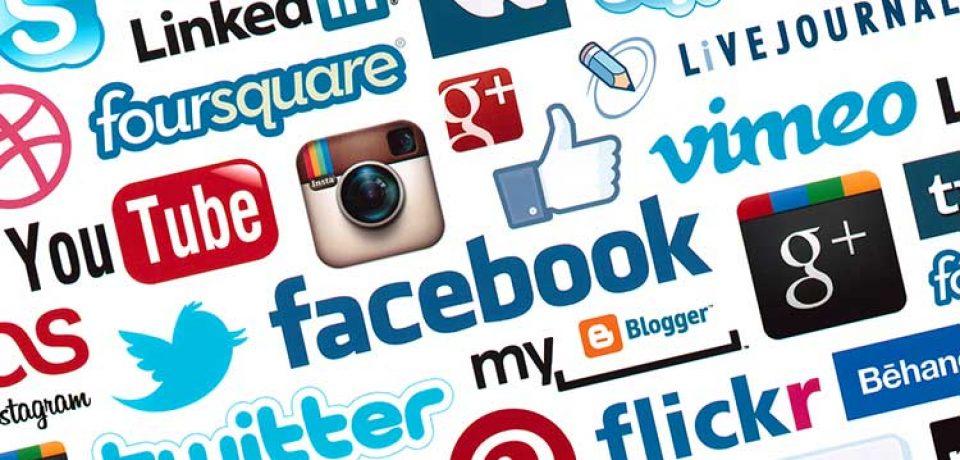 میزان فعالیت کاربران در شبکه های اجتماعی
