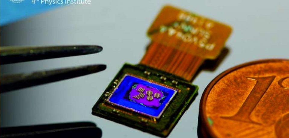 این دوربین جدید آنقدر کوچک است که می توان آن را درون مغز گذاشت!