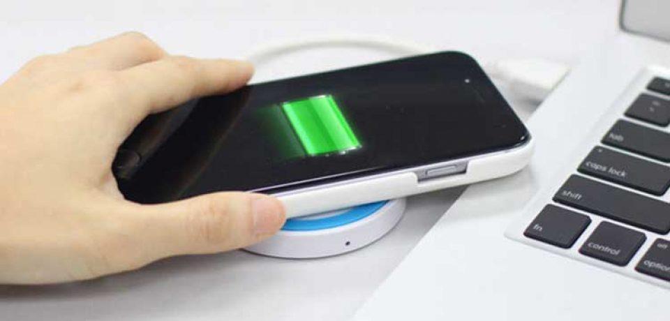 شارژ Wireless چگونه کار می کند؟