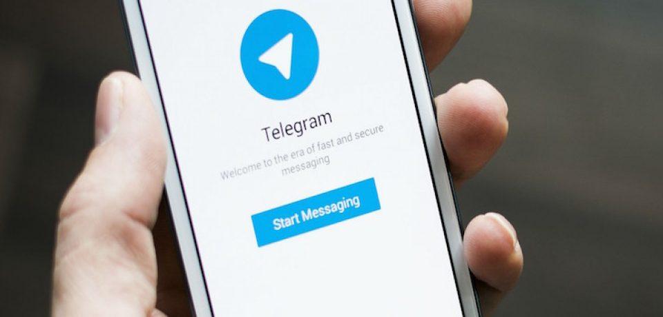 آموزش حذف دائمی اکانت و پرینت چت ها در تلگرام