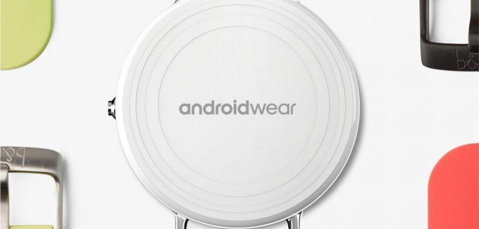 گوگل در حال ساخت دو Nexus Smartwatch است!