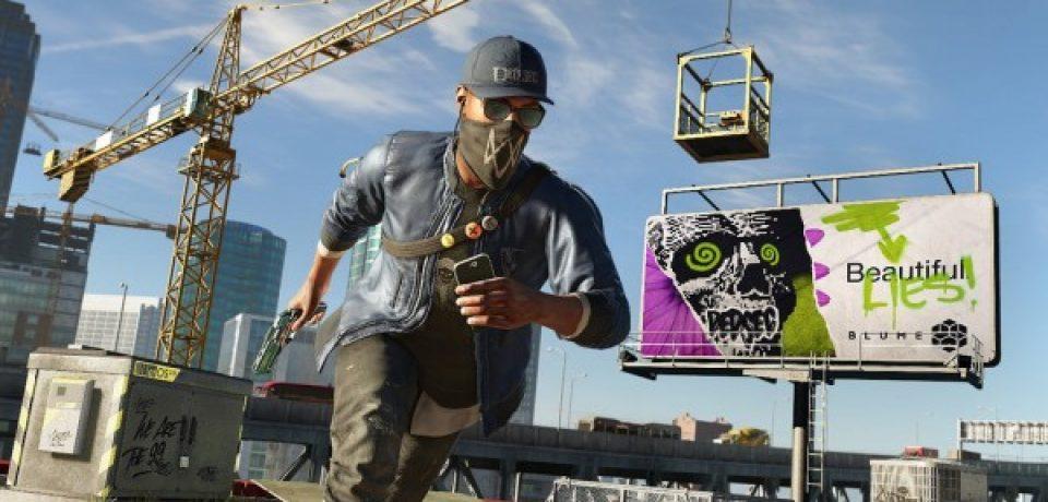 بازیکنان هنوز دوست دارند Watch Dogs 2 را تجربه کنند