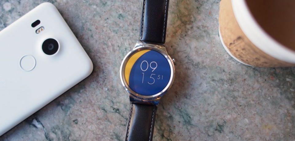 عکس های جدیدی از ساعت های هوشمند گوگل منتشر شد