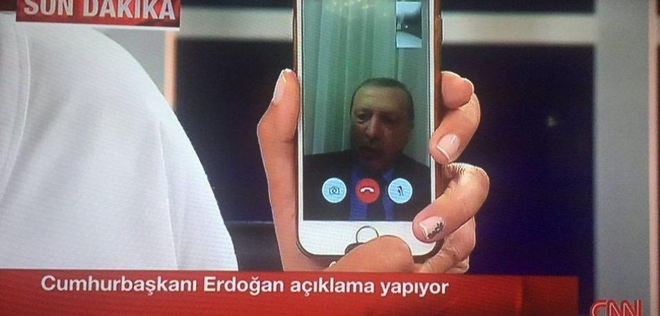 تکنولوژی در قلب سیاست؛ وقتی Facetime مانع کودتا در ترکیه می شود