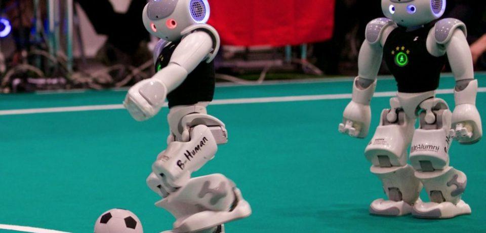 تیم روبات های فوتبالیست آلمان قهرمان جام جهانی شد!
