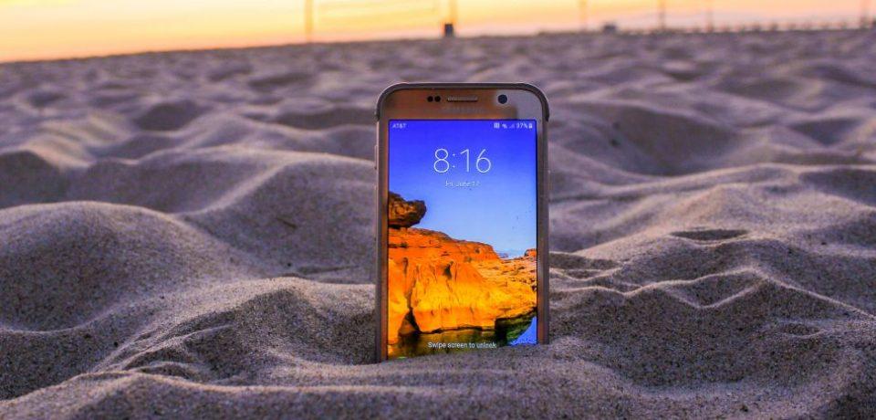 گوشی Galaxy S7 Active آنقدرها هم ضد آب نیست!