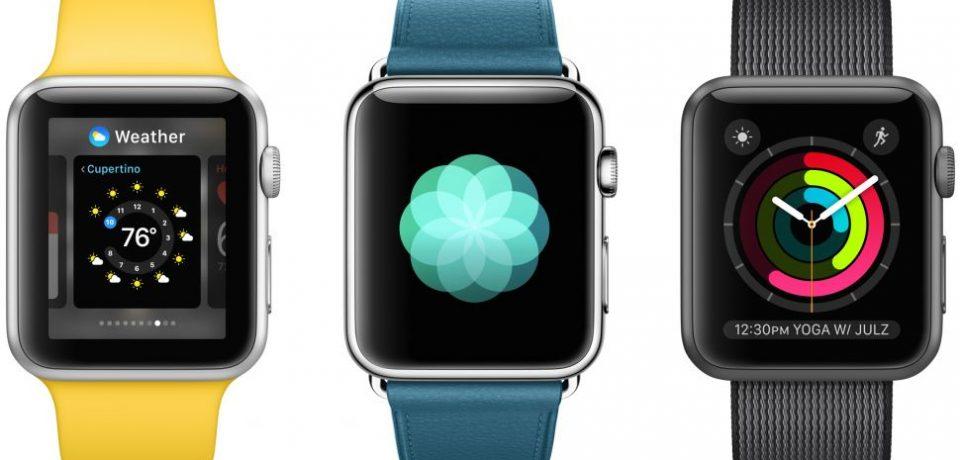 قابلیت های جدید سیستم عامل جدید Apple Watch