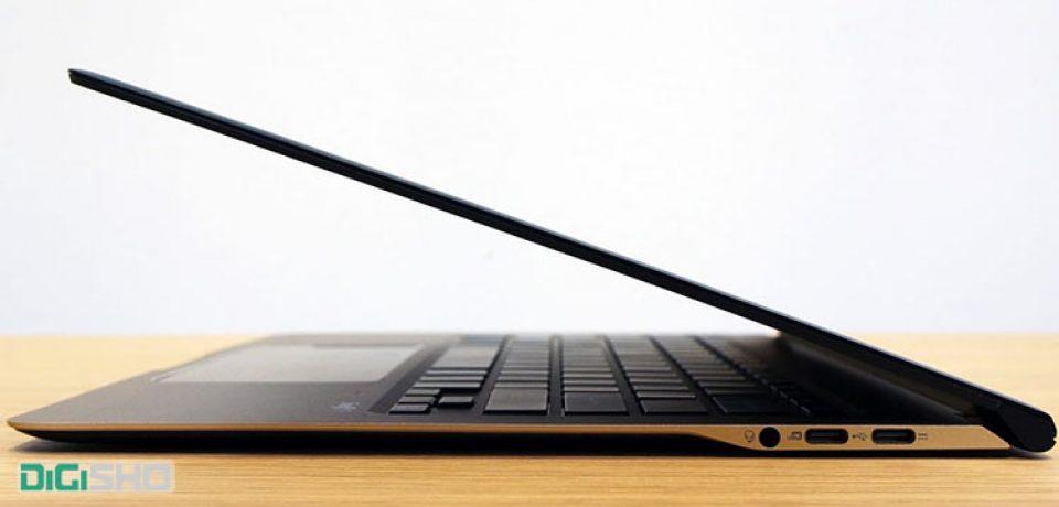 لپ تاپ ایسر Swift 7 باریکترین لپ تاپ دنیا با ضخامت کمتر از یک سانتی متر