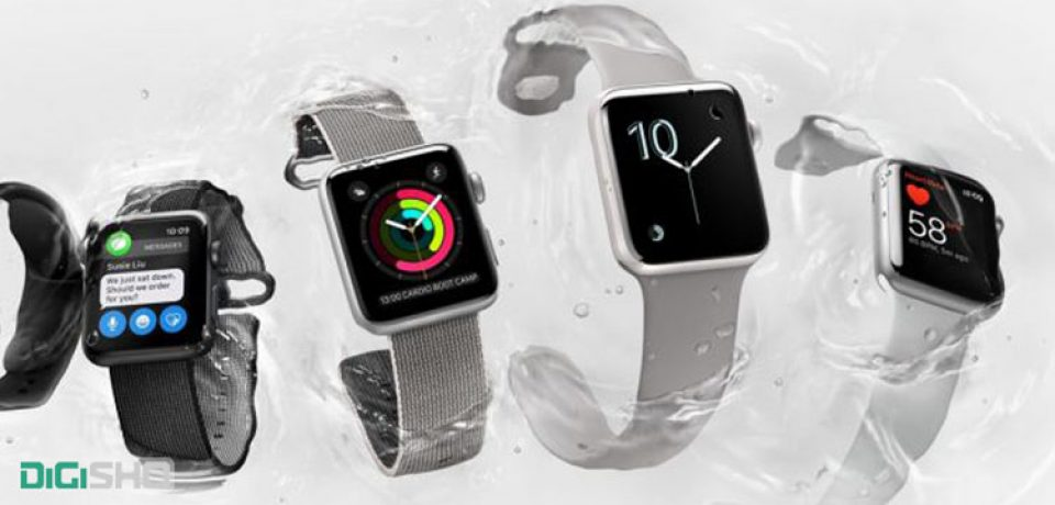 بررسی اپل واچ ۲ و مقایسه آن با اپل واچ قدیمی
