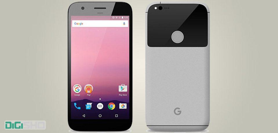 تصاویر ۳۶۰ درجه از ظاهر گوشی گوگل Pixel XL منتشر شد