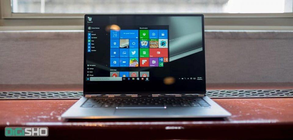 لنوو از لپ تاپ قدرتمند Yoga 910 رونمایی کرد.