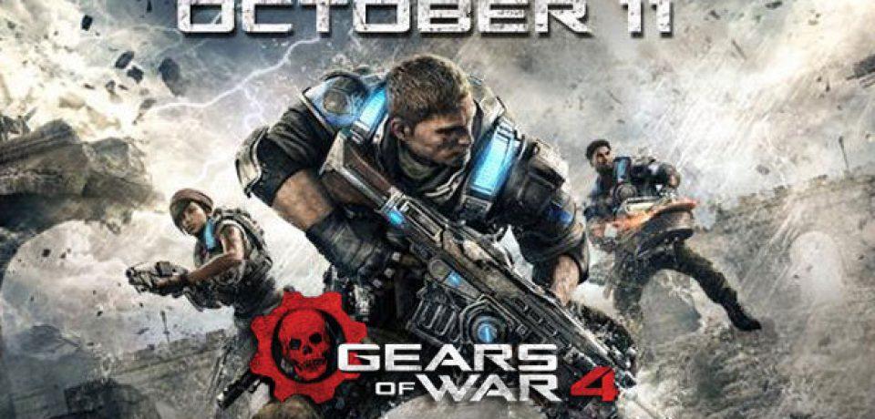 بازی Gears of war 4 نیازی به بروزرسانی گرافیکی نخواهد داشت