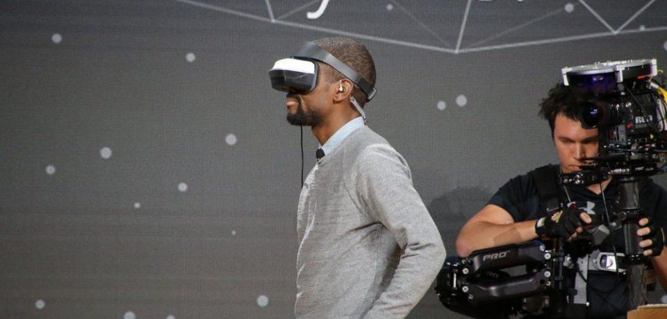 مایکروسافت از هدست های واقعیت مجازی خود رونمایی کرد!