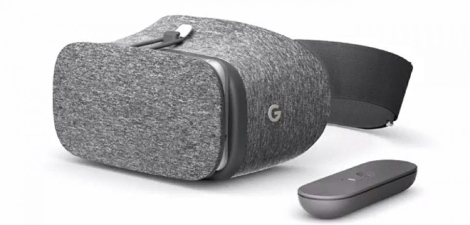 شرکت گوگل، رسما از هدست واقعیت مجازی خود، Daydream View رونمایی کرد