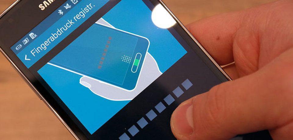 شایعه: سامسونگ گلکسی S8 مجهز به حسگر اثر انگشت نوری خواهد بود