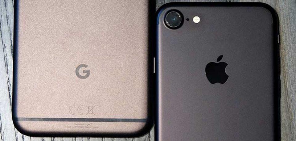 گوشی های جدید گوگل، چیزی از آیفون های اپل کم ندارند…