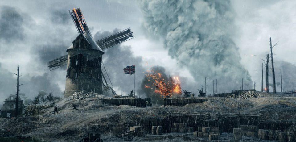 تاریخ نقد و بررسی های بازی Battlefield 1 مشخص شد !