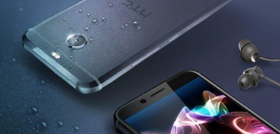 گوشی هوشمند HTC 10 evo رسما رونمایی شد