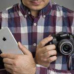 مقایسه دوربین آیفون ۷ پلاس با یک دوربین شش میلیون تومانی!
