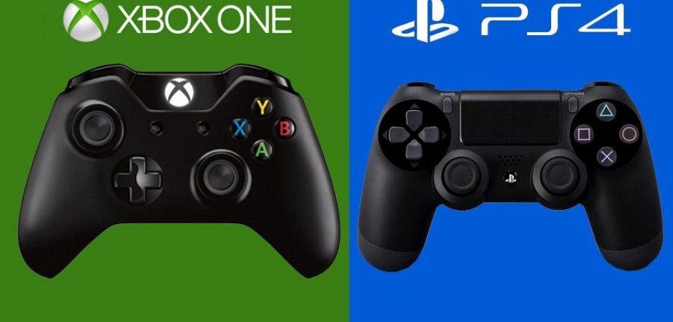 پیروزی اکس باکس وان بر PS4 برای چهارمین ماه متوالی