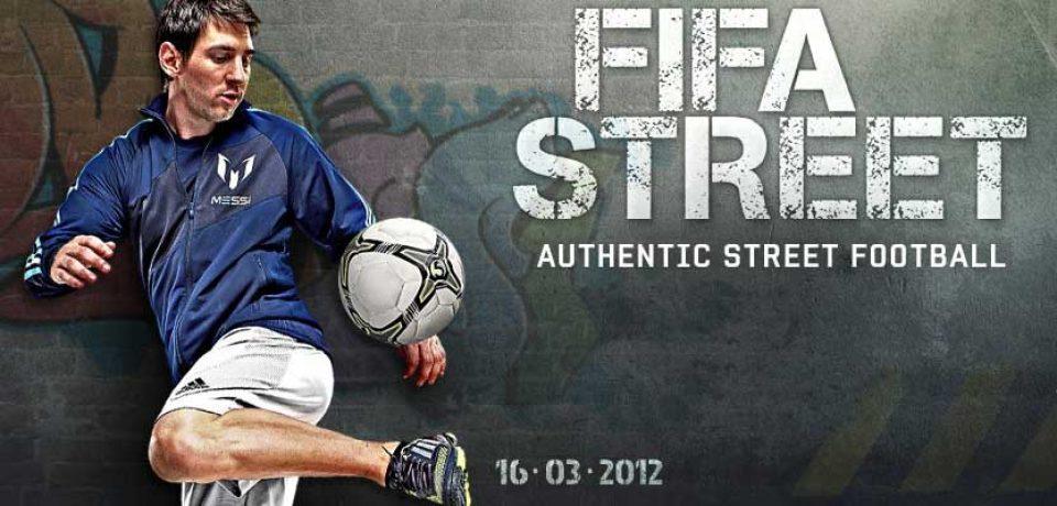 به زودی منتظر معرفی و عرضه FIFA Street جدید باشید !