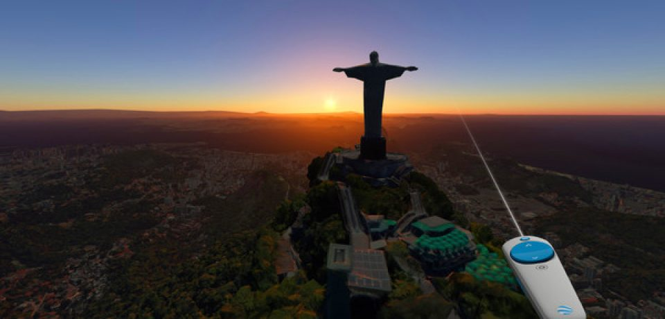 VR Google Earth ، فرصتی برای تجربه واقعیت مجازی