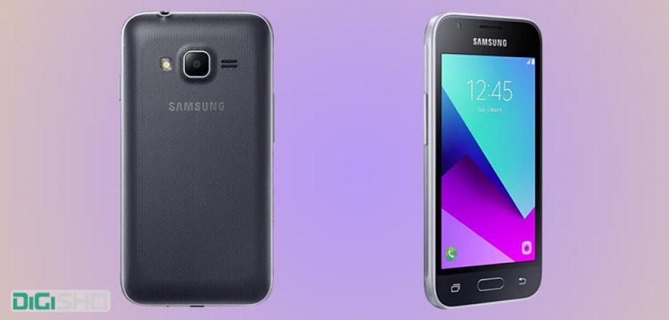 گوشی جدید ۴ اینچی سامسونگ با نام گلکسی جِی ۱ مینی پرایم عرضه شد