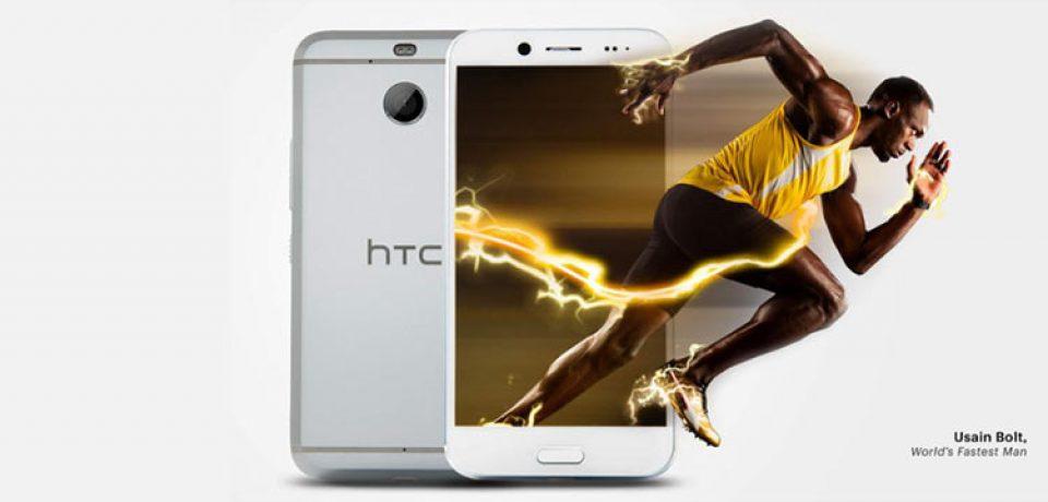 HTC Bolt رسما معرفی شد؛ پرچمداری دیگر بدون جک هدفون