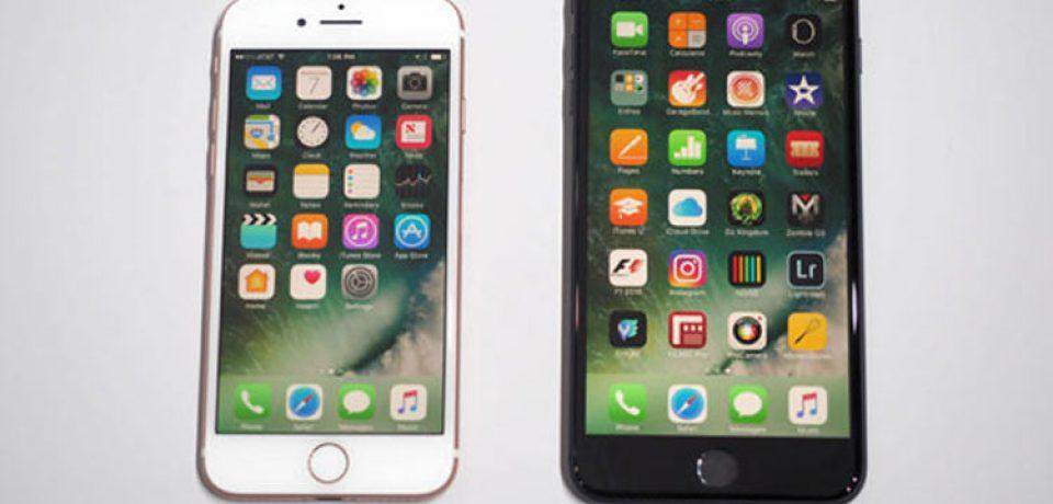 آیفون های ۲۰۱۷ احتمالا در اندازه های ۵ و ۵٫۸ اینچی عرضه شوند!