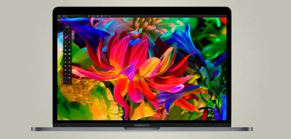 مک بوک پرو های آینده، احتمالا به نمایشگر OLED مجهز خواهند بود
