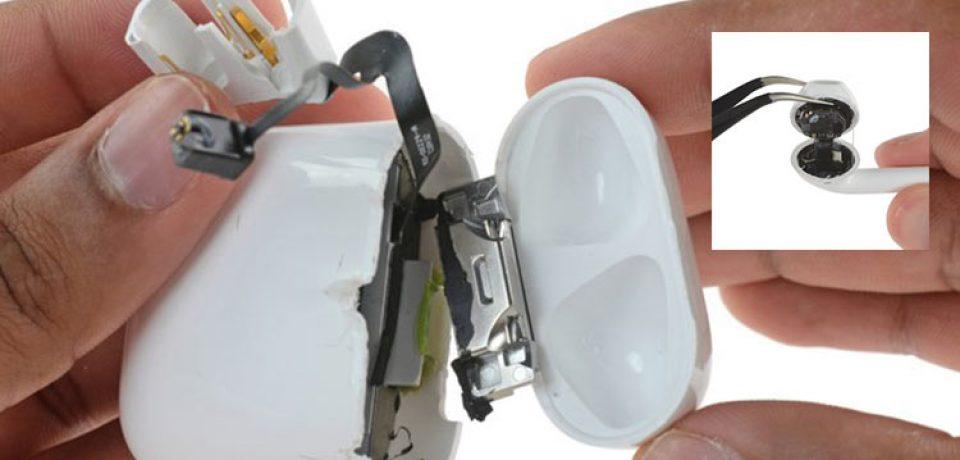 ایرپاد های اپل به هیچ عنوان قابل تعمیر نیستند!