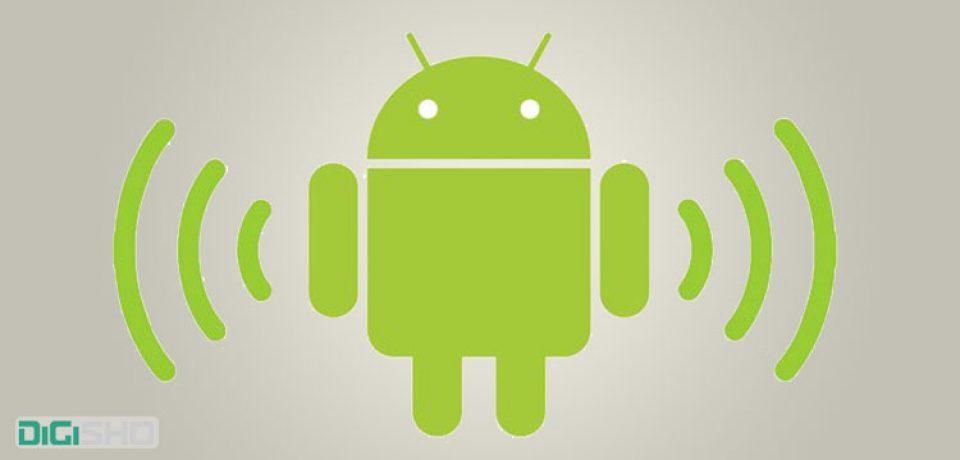 آموزش تبدیل گوشی های اندرویدی به مودم برای اشتراگ گذاری اینترنت(هات اسپات)