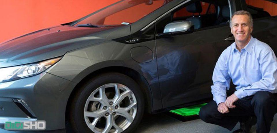شارژ بیسیم تنها برای گوشی ها نیست؛ نسل جدید خودروها با شارژ بیسیم در راهند!