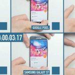 مقایسه ویدیویی سرعت برترین گوشی های سال ۲۰۱۶