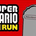 نینتندو مقصر اصلی در شکست Super Mario Run !