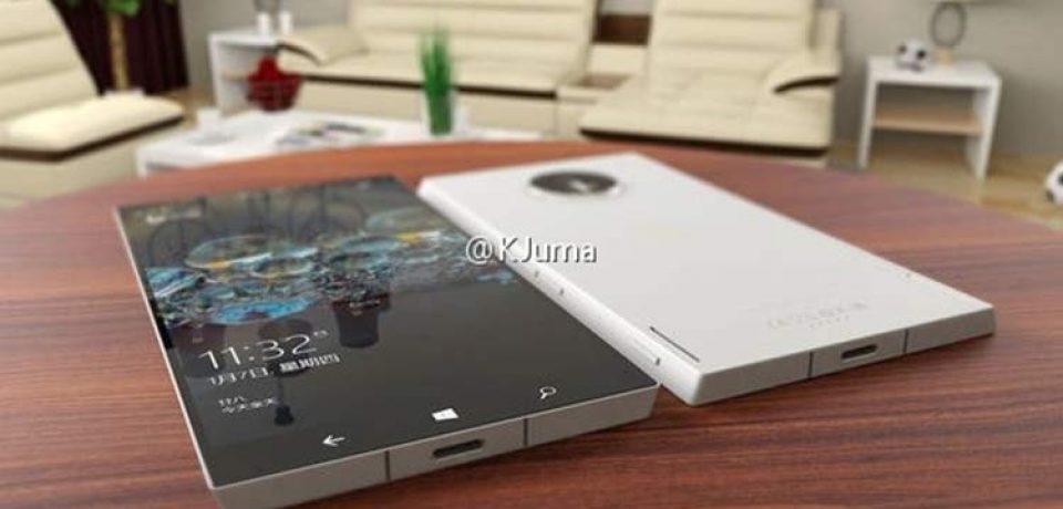 چینی ها رندرهای جدیدی از گوشی سرفیس مایکروسافت را منتشر کردند