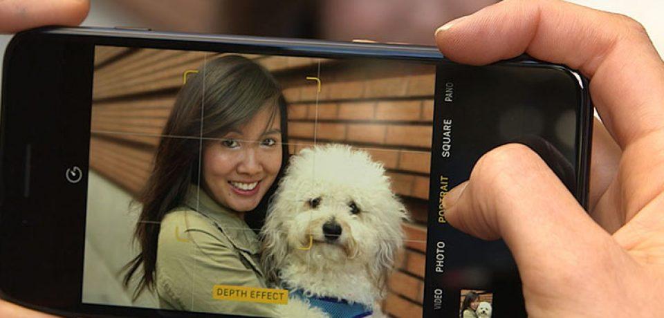 اپلیکیشن های رایگان برای عکاسی پرتره مانند آیفون ۷ پلاس(دانلود برای اندروید و iOS)