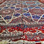 History of Isfahan Carpet