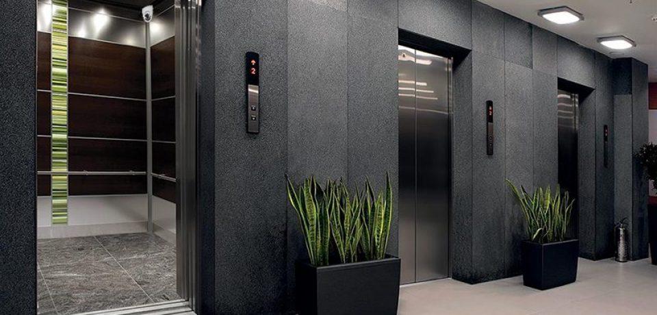 نصب دوربین مداربسته در آسانسور